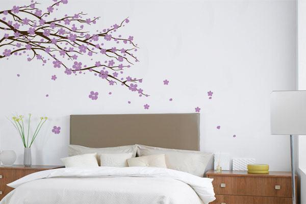 Quarto Infantil Decorado Com Adesivo ~ Novas ideias de decora??o quarto de casal 2015