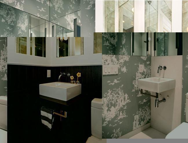 BANHEIROS PEQUENOS E DECORADOS Nossas Dicas -> Banheiro Decorado Flores