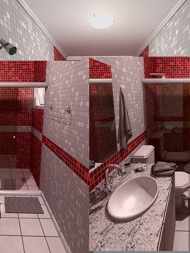 BANHEIROS PEQUENOS E DECORADOS Nossas Dicas # Banheiros Minusculos Decorados