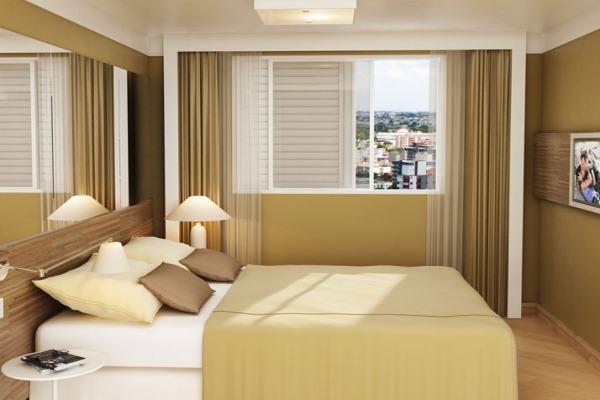 Como decorar um quarto pequeno - Decorar camas ...