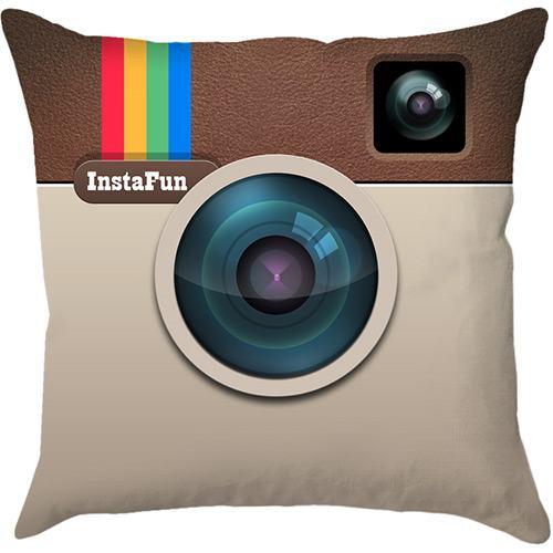 Estampa Instagram.