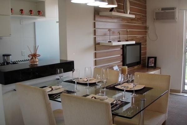 Como decorar uma sala pequena for Salas modernas pequenas para apartamentos