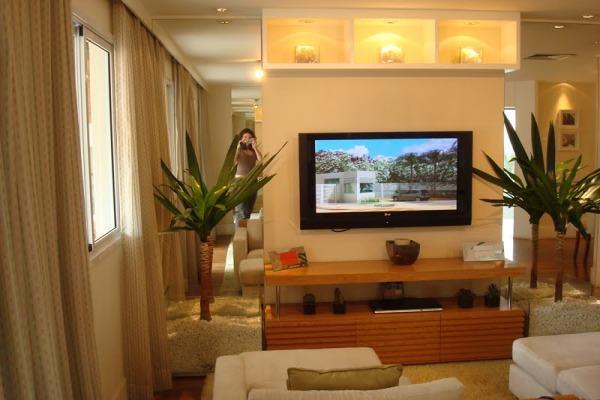 Como decorar uma sala pequena for Como decorar una sala de estar pequena
