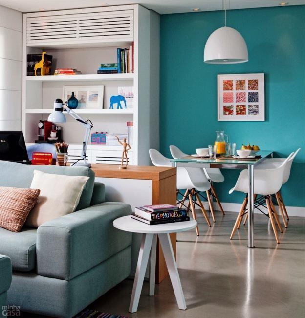 Apartamento decorados 57 fotos para se inspirar for Decorar apartamentos modernos pequenos