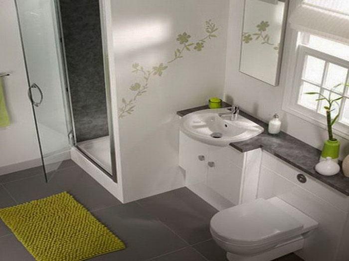 40 Wonderful Pictures And Ideas Of 1920s Bathroom Tile Designs: Banheiros Pequenos Decorados 2016