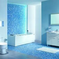 40 Banheiros Decorados com Pastilhas