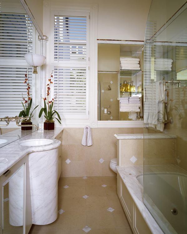 Ideas Baños Rectangulares:Banheiros Pequenos e Modernos: Fotos e Ideias Criativas