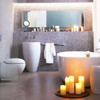 Banheiros Pequenos e Modernos: Fotos e Ideias Criativas
