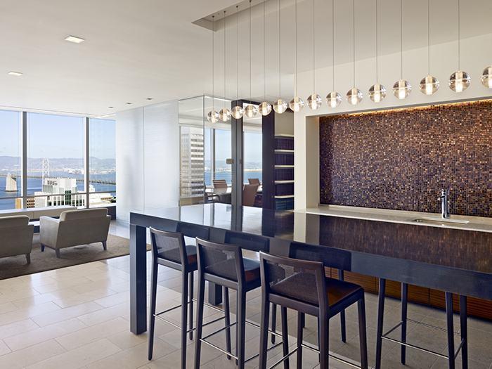 Gibson Dunn Office Architect: Gensler Location: San Francisco, California