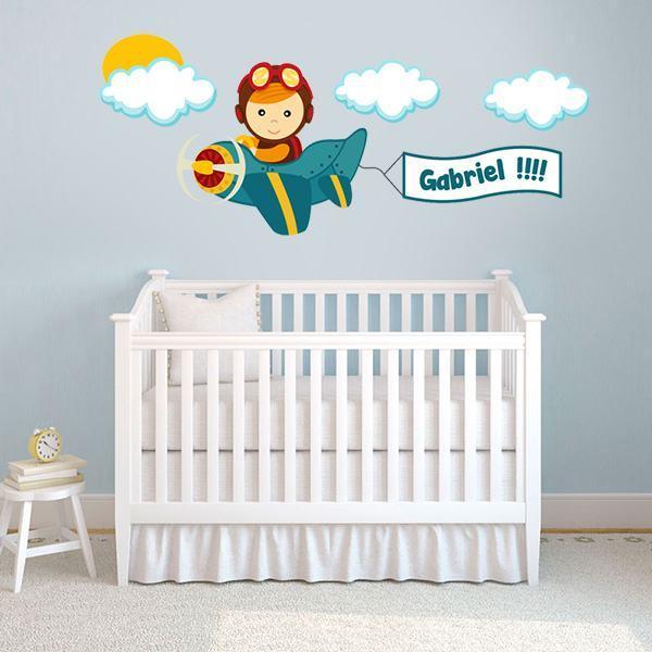 Adesivos de Parede para Quarto de Bebê ~ Adesivo De Parede Quarto Infantil Carros