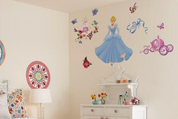 adesivo-parede-decoracao-quarto-infantil-cinderela