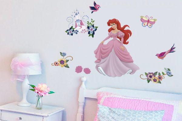 adesivo-parede-decoracao-quarto-infantil-pequena-sereia