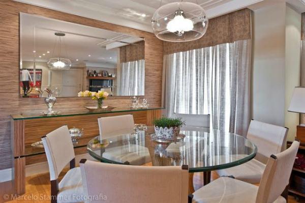 Sala De Jantar Bem Pequena ~ Veja algumas fotos de Decoração de Sala de Jantar Pequena 2017