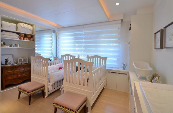 Decora o para quartos de beb s g meos 60 ideias incr veis for Dormitorio anos 60