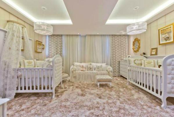 Veja algumas fotos de Decora??o para Quartos de Beb?s G?meos luxo ...