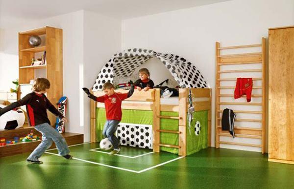 Decora o quarto infantil masculino 2017 fotos e dicas - Dormitorios infantiles ninos 7 anos ...