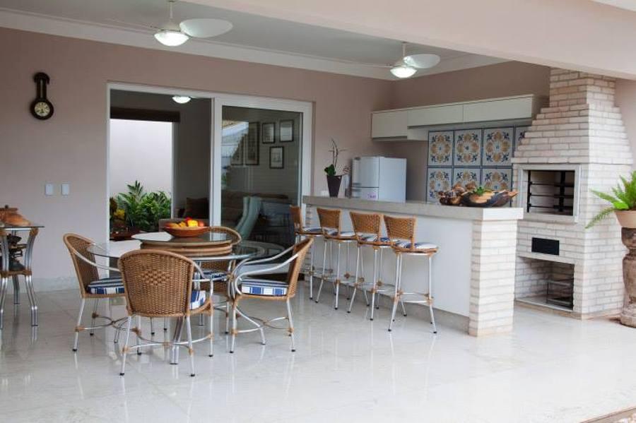 decoracao tijolo branco : decoracao tijolo branco:Decoração Área de Lazer com Churrasqueira: Fotos!