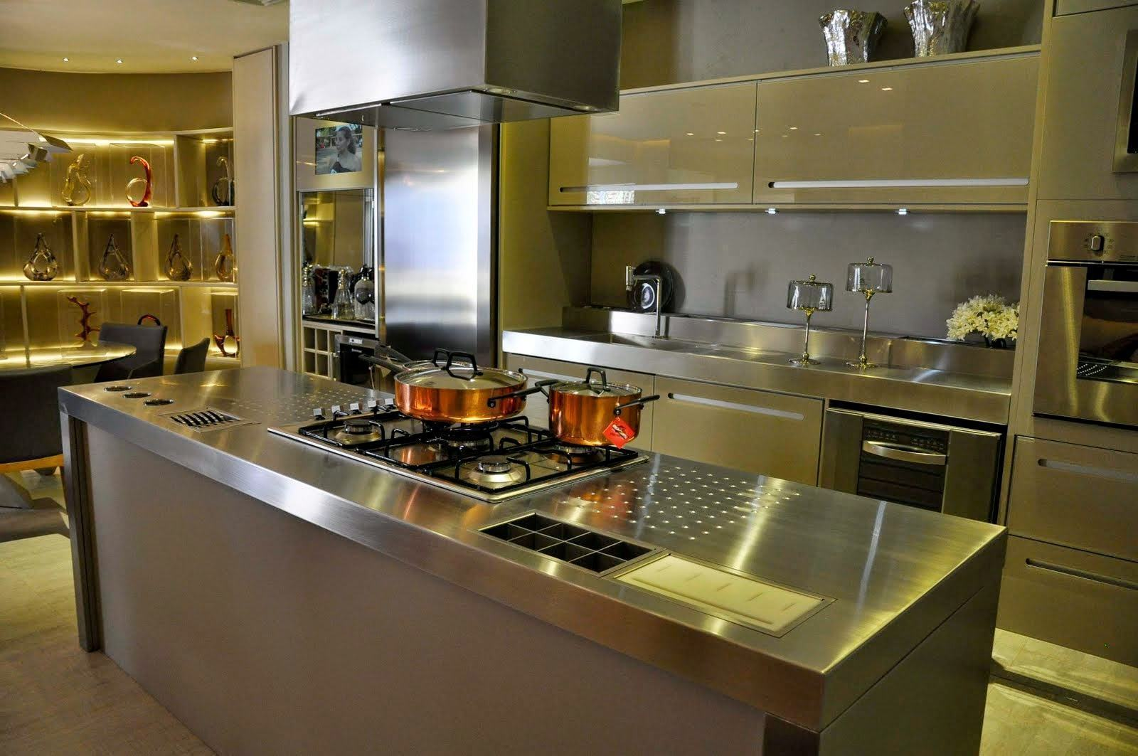 Bancada De Cozinha Fotos E 30 Id Ias Incr Veis