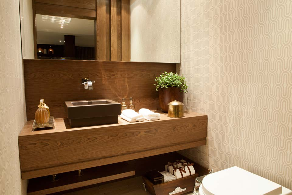 decoracao lavabo rustico : decoracao lavabo rustico:Veja algumas fotos de belos lavabos no estilo rústico que separamos