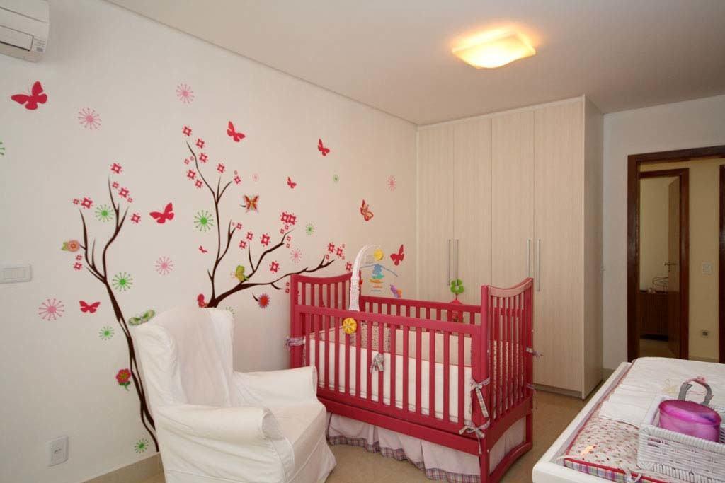 Papel de parede para quarto de beb - Papel de pared bebe ...