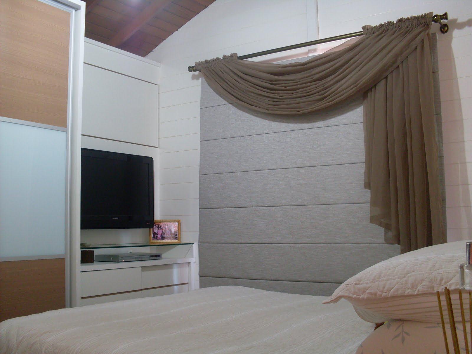 cortina romana para quarto 5