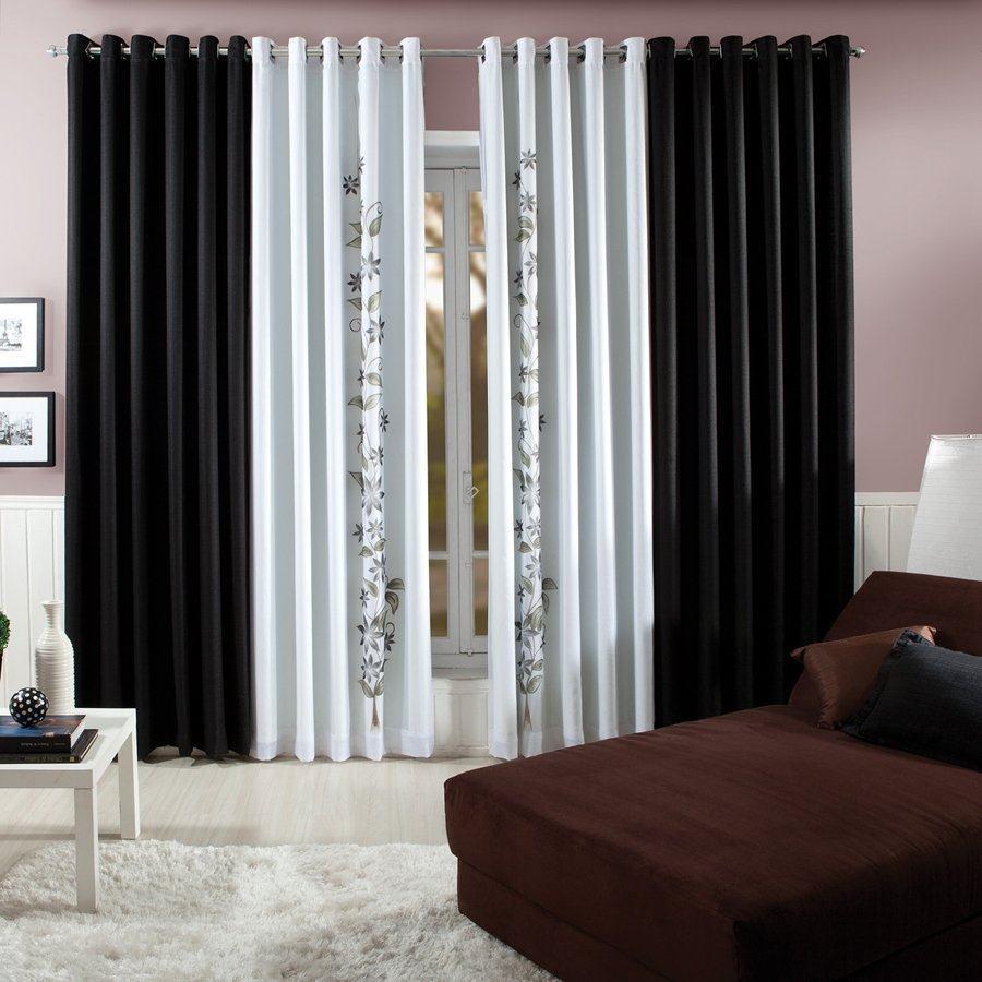 cortinas-para-sala-de-estar-branca-e-preta-2