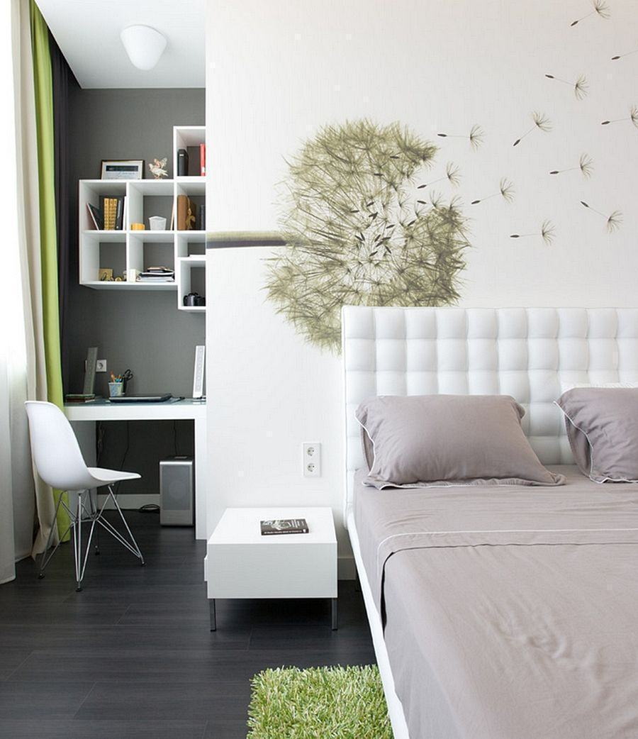 decora o de quarto feminino jovem fotos e ideias. Black Bedroom Furniture Sets. Home Design Ideas