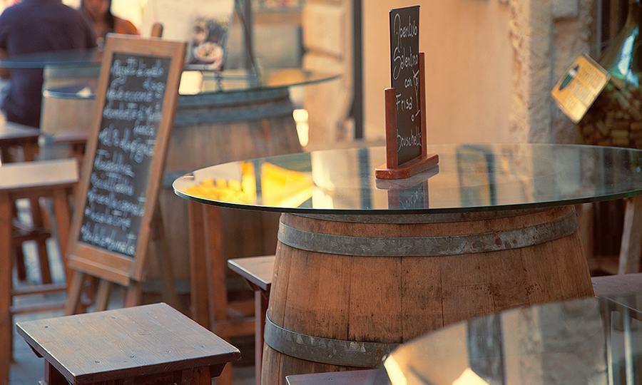 mesa-barril