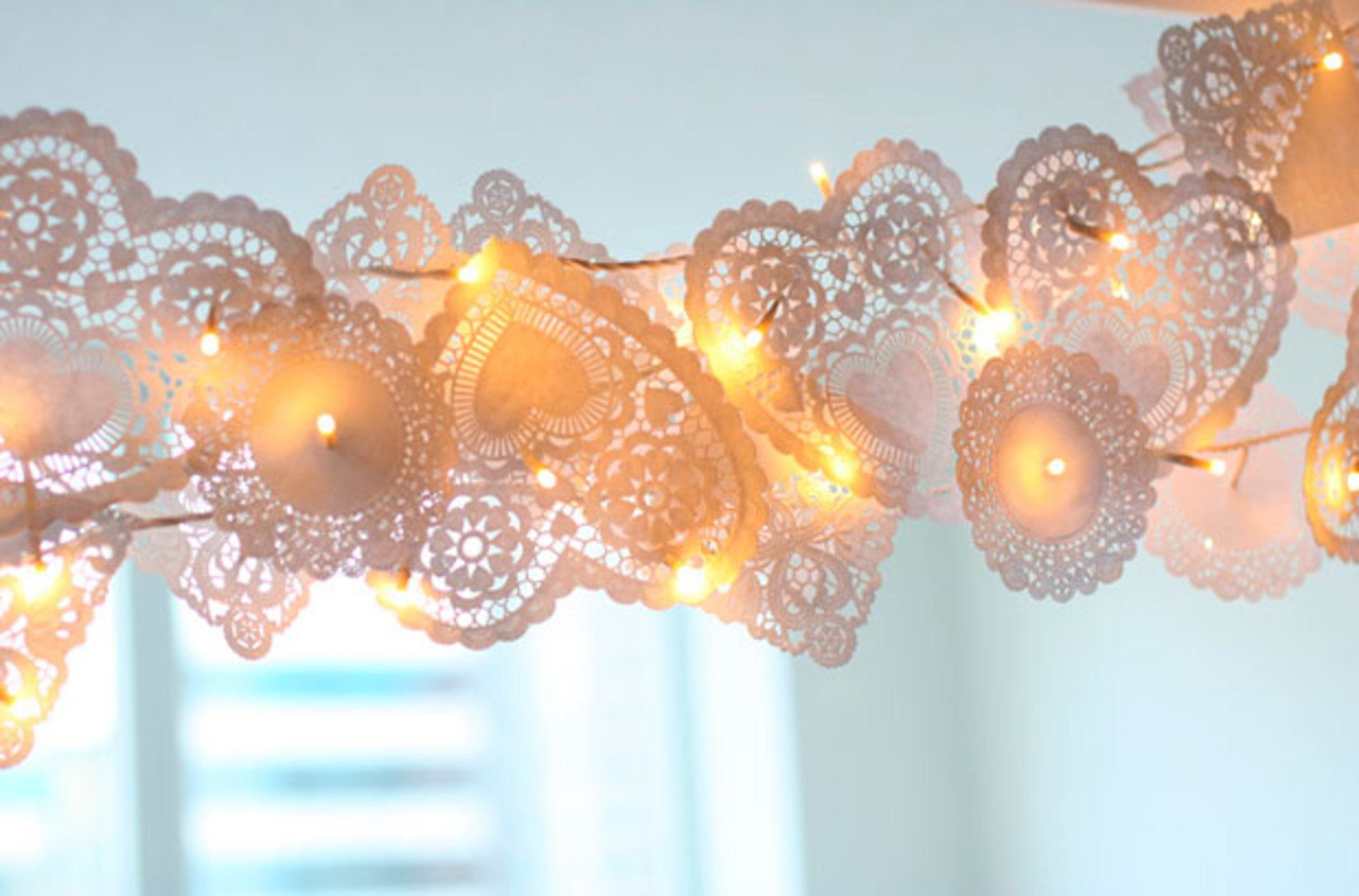 luminarias natal