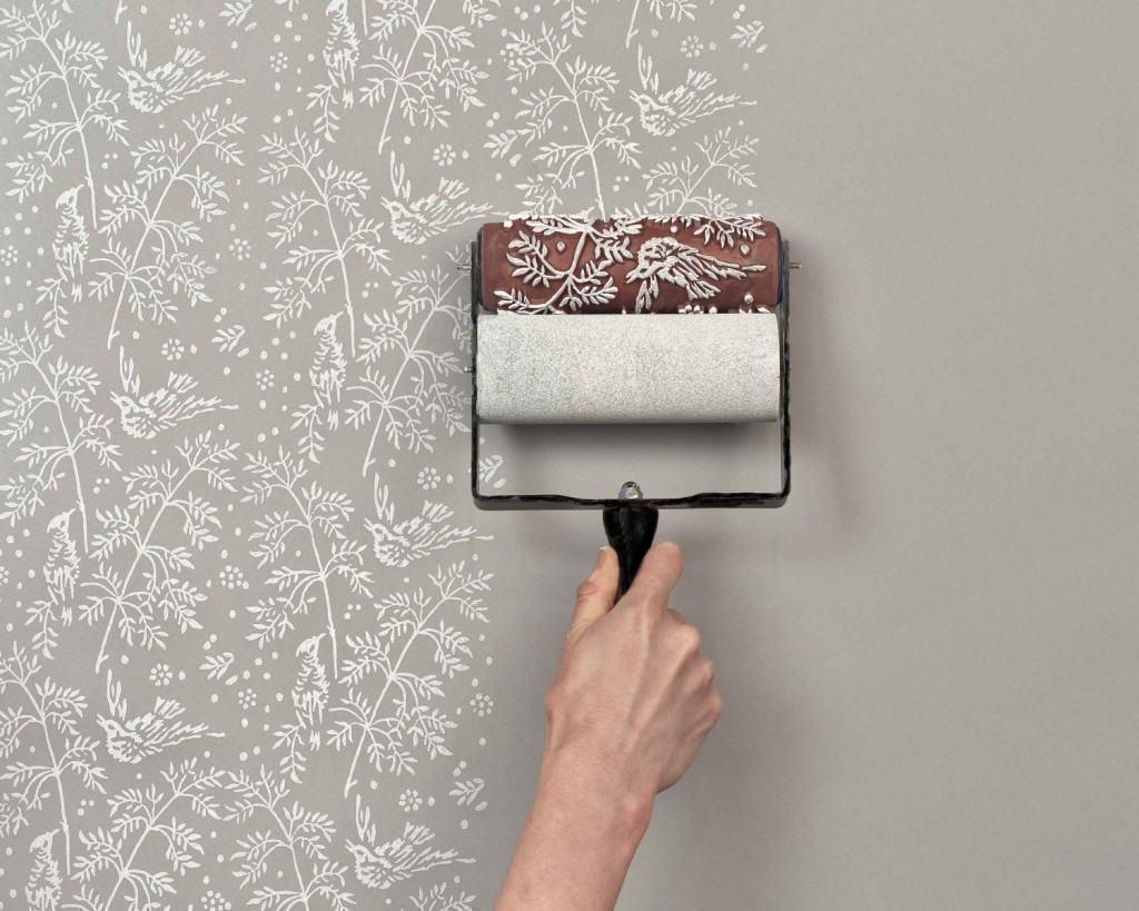 Paredes Decoradas Ideias Inovadoras Fotos -> Como Decorar Parede De Sala Com Material Reciclados