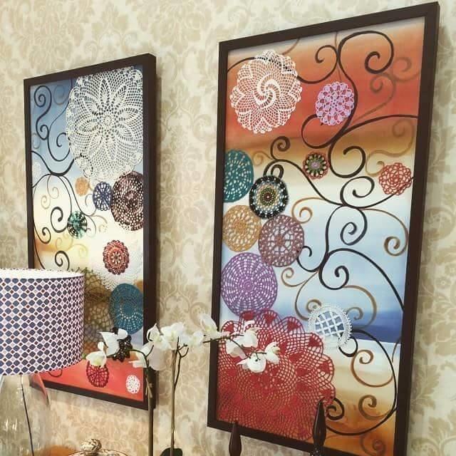 Tenho certeza que seus quadros decorativos para sala ficarão lindos