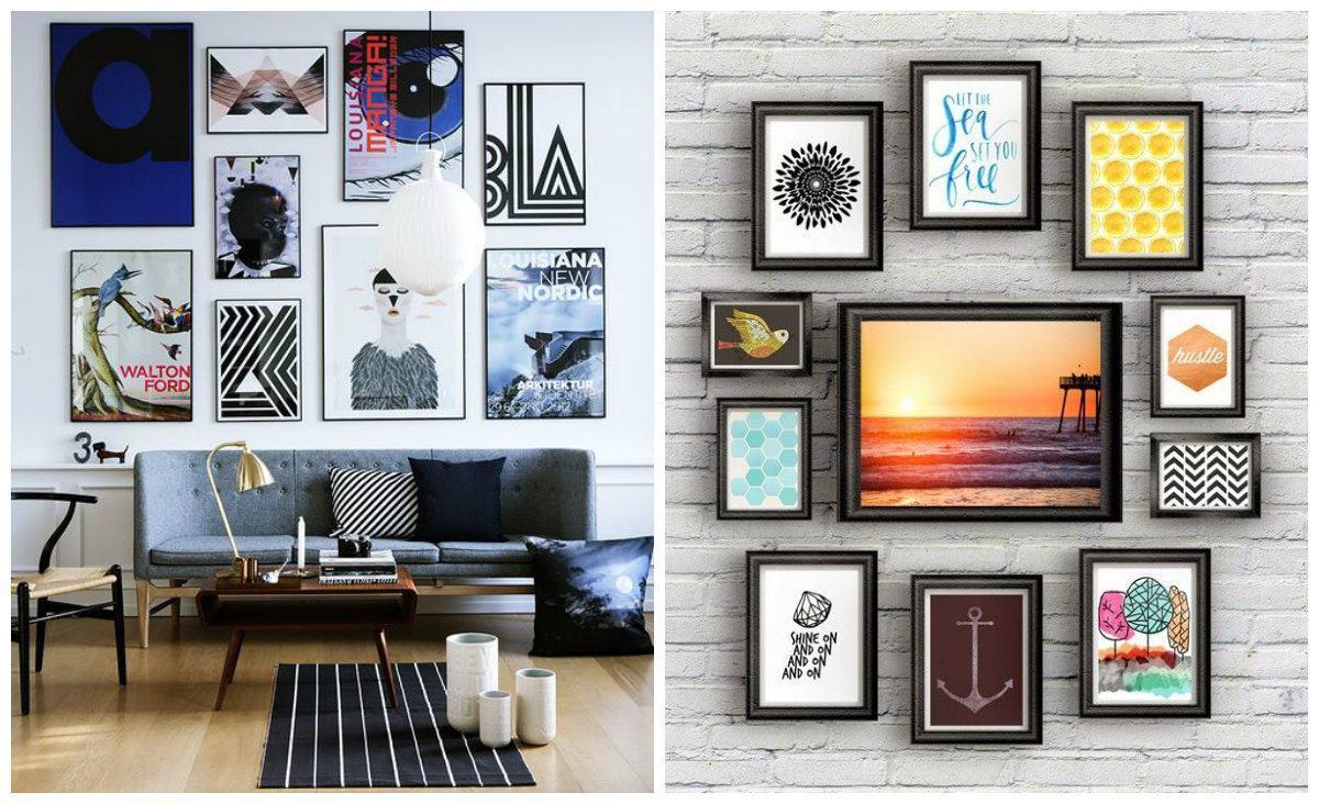Quadros Decorativos para Sala Ideias, Dicas e Modelos