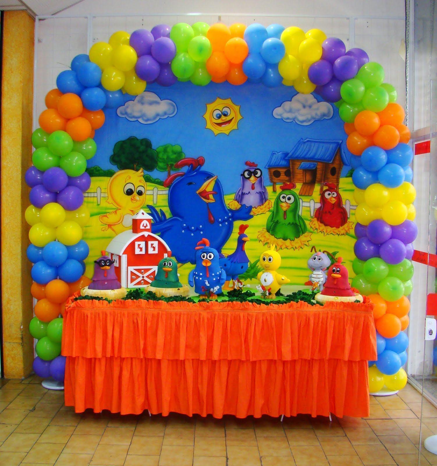 Decoraç u00e3o com Balões Como fazer? Passo a Passo # Decoração Com Balões Como Fazer Passo A Passo