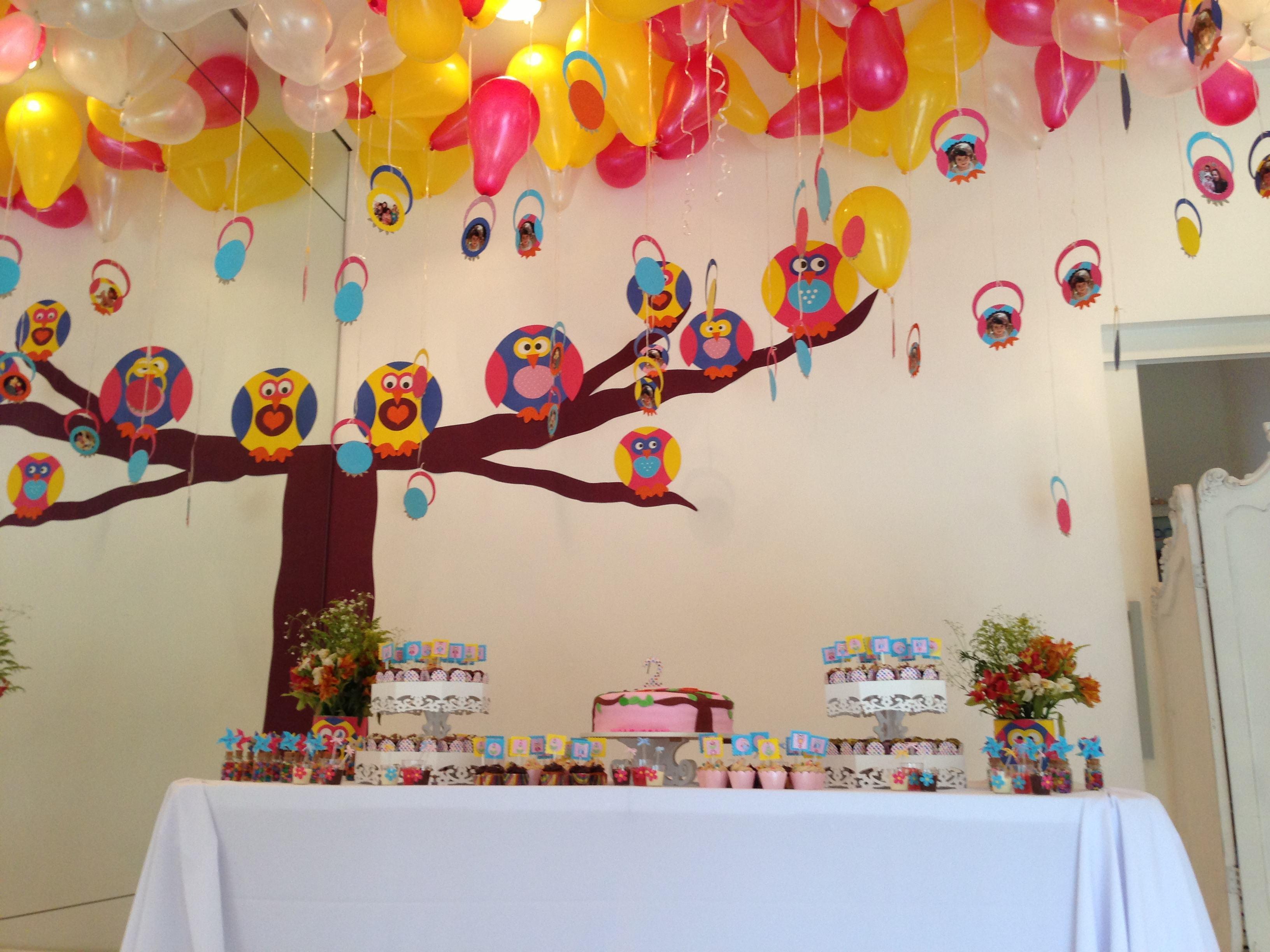 Decoração Festa Infantil Para Meninas Fotos Ideias E Dicas