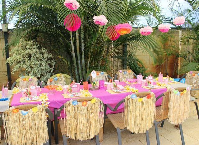 Decoração De Festa Havaiana Fotos Dicas E Ideias