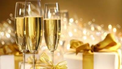 Decoração de Ano Novo Simples 2016