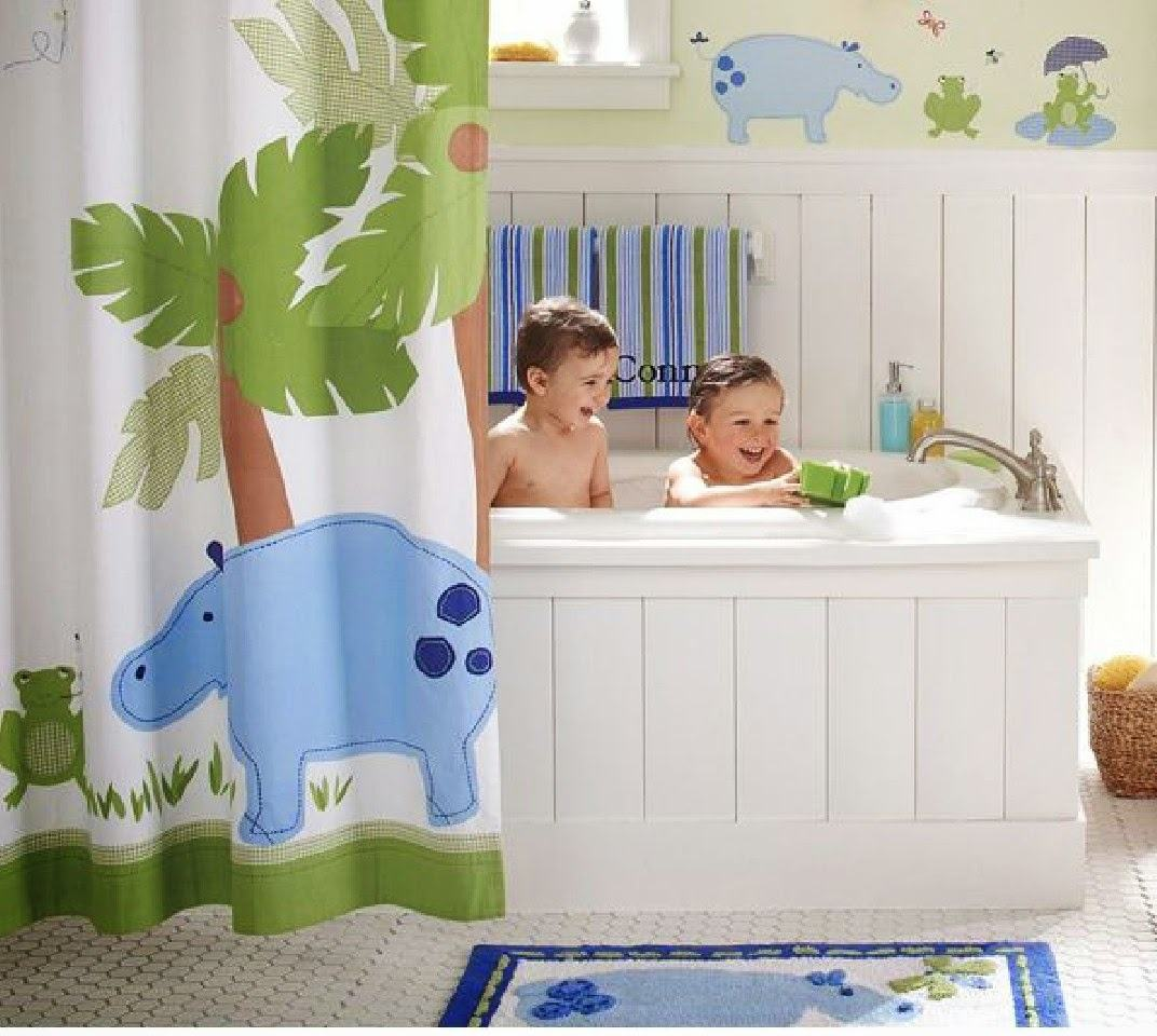 Decoração Banheiro Infantil
