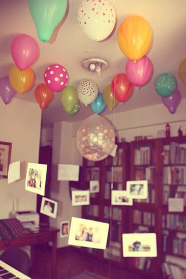 Decora o dia dos pais ideias incr veis fotos for Cuartos decorados para aniversario