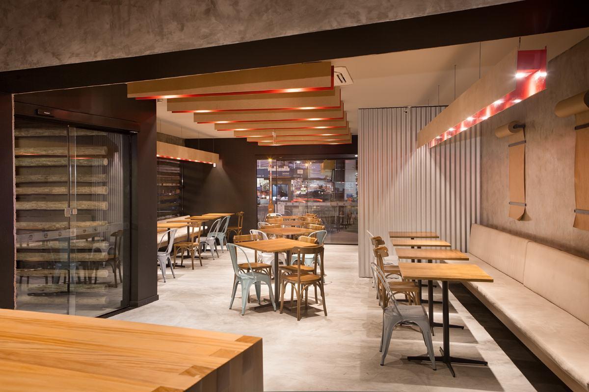 Decoração para Restaurantes