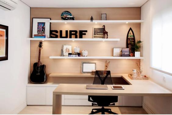 decoração de escritórios