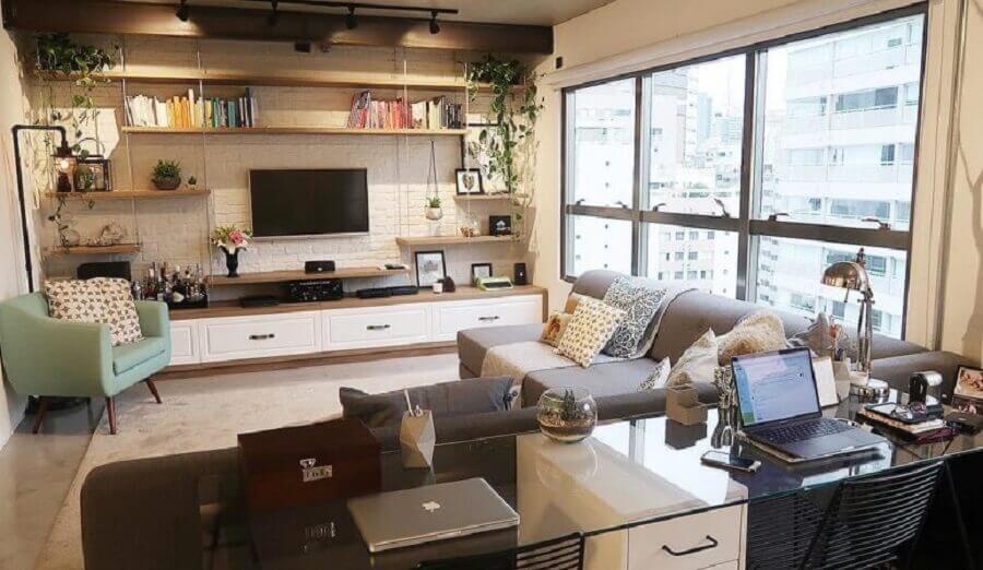 Decoração de Apartamento